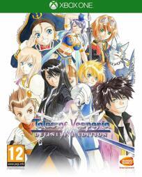 Tales of Vesperia Definitive Edition - XBOne