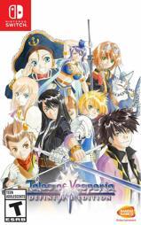 Tales of Vesperia Definitive Edition - Switch