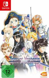 Tales of Vesperia Definitive Edition - Switch