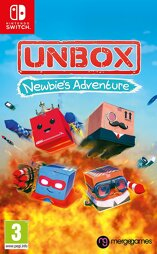 Unbox Newbies Adventure - Switch