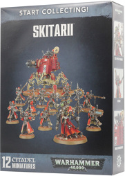Warhammer 40.000 - Skitarii Start Collecting!
