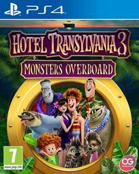 Hotel Transsilvanien 3 Monster über Bord - PS4