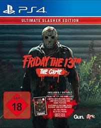 Friday the 13th The Game Ultimate Slasher Edition - PS4