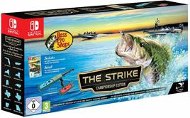 Bass Pro Shops The Strike inkl. Angel - Switch