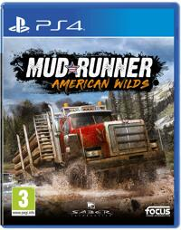 Mud Runner American Wilds - PS4