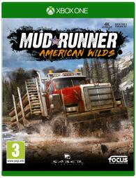Mud Runner American Wilds, gebraucht - XBOne