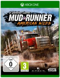 Mud Runner a Spintires Game American Wilds - XBOne