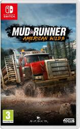 Mud Runner American Wilds - Switch