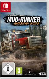 Mud Runner a Spintires Game American Wilds - Switch