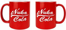 Tasse - Fallout Nuka Cola, rot