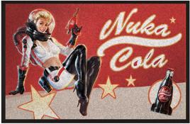 Türmatte - Fallout Nuka Cola Pin-Up
