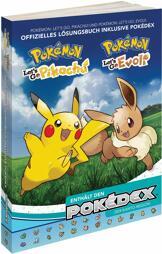LÖSUNG - Pokémon Lets Go Pikachu! & Evoli!, offiziell