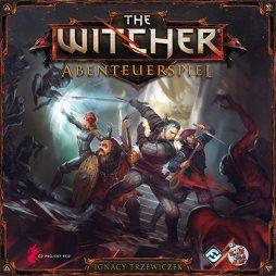 Brettspiel - The Witcher Abenteuerspiel