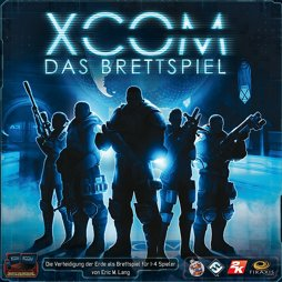 Brettspiel - XCOM