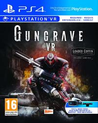 Gungrave VR Loaded Coffin Special Limited Edition (VR) - PS4