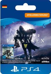 Destiny 2 Addon Forsaken - PS4-PIN