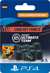 NHL 2019 Ultimate Team Points (12000 Punkte) - PS4-PIN