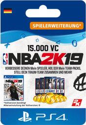 NBA 2k19 15000 VC - PS4-PIN