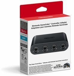 NGC Controller Adapter, Nintendo - Switch/WiiU