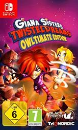 Giana Sisters Twisted Dreams Owltimate Edition - Switch