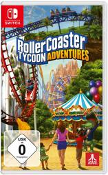 Roller Coaster Tycoon Adventures - Switch
