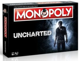 Brettspiel - Monopoly Uncharted