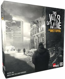 Brettspiel - This War of Mine