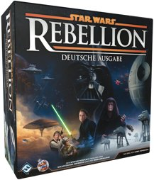 Brettspiel - Star Wars Rebellion