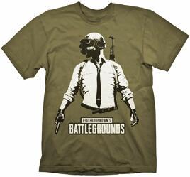 T-Shirt - PUBG Stencil Guy (Größe S)