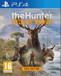 The Hunter 2019 Call of the Wild - PS4
