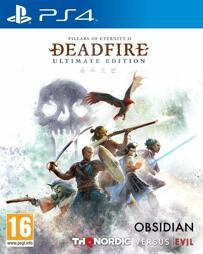 Pillars of Eternity 2 Deadfire Ultimate Edition - PS4