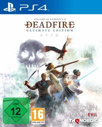 Pillars of Eternity 2 Deadfire Ultimate Edition - PS4
