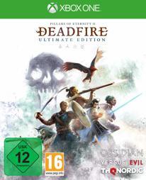 Pillars of Eternity 2 Deadfire Ultimate Edition - XBOne