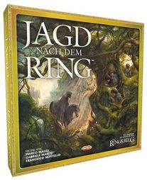 Brettspiel - Jagd nach dem Ring