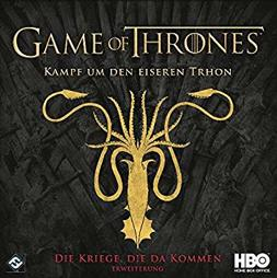 Brettspiel - Game of Thrones Addon Die Kriege, die da kommen