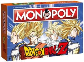 Brettspiel - Monopoly Dragonball Z