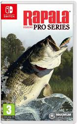 Rapala Fishing Pro Series - Switch
