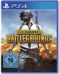 PUBG Players Unknown Battlegrounds - PS4