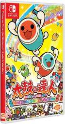 Taiko no Tatsujin Drum'n'Fun! - Switch