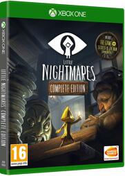 Little Nightmares 1 Complete Edition - XBOne