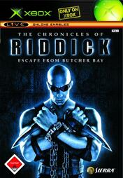 The Chronicles of Riddick 1 Escape from Butcher, geb. - XBOX