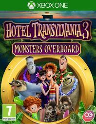 Hotel Transsilvanien 3 Monster über Bord - XBOne