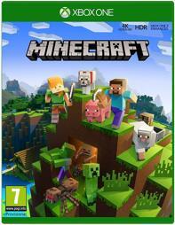 Minecraft - XBOX One Edition mit Starter-Paket - XBOne