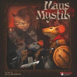 Brettspiel - Maus und Mystik