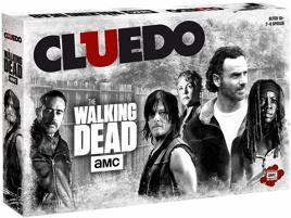 Brettspiel - Cluedo The Walking Dead