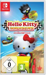 Hello Kitty Kruisers with Sanrio Friends - Switch