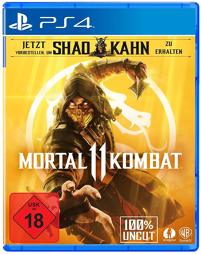 Mortal Kombat 11 Day One Edition inkl. Shao Kahn - PS4