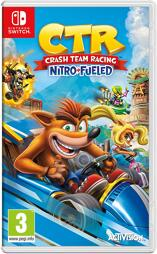 Crash Team Racing Nitro Fueled (CTR) - Switch