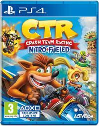 Crash Team Racing Nitro Fueled (CTR) - PS4