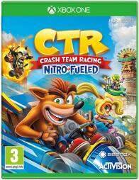 Crash Team Racing Nitro Fueled (CTR) - XBOne